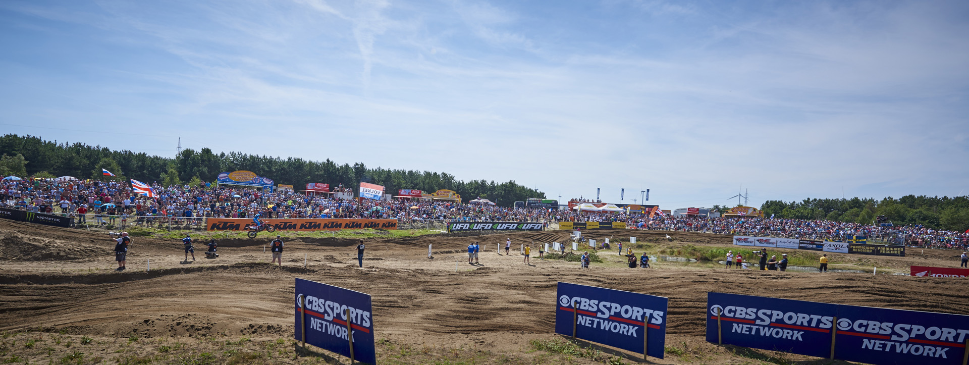 Bedrijfsreportage GP Motorcross Lommel