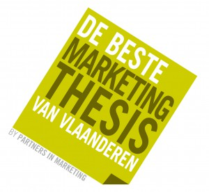 De beste marketing thesis van Vlaanderen