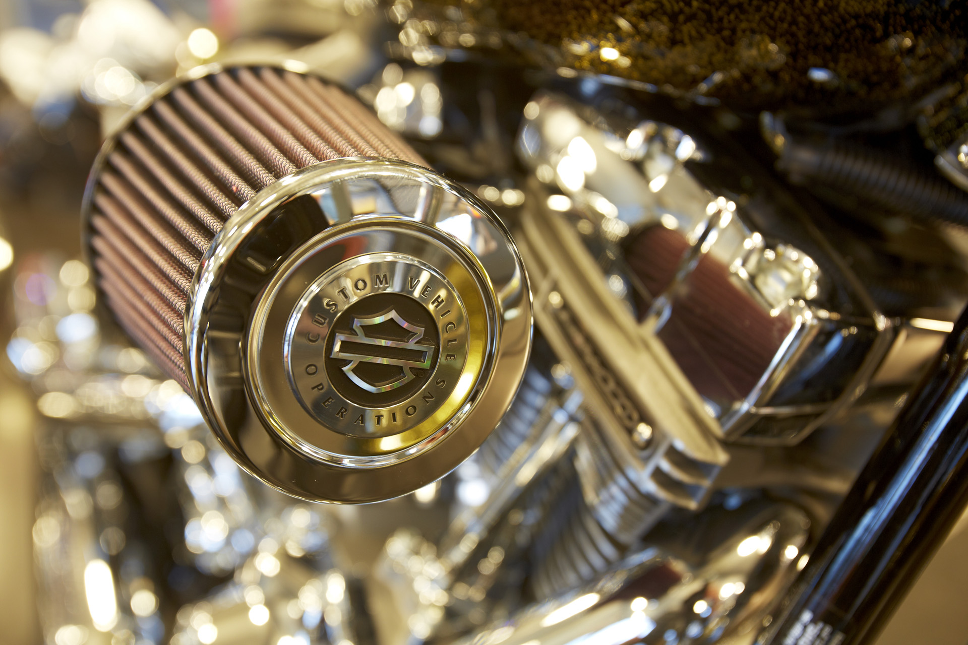 Bedrijfsreportage Harley Davidson Geel