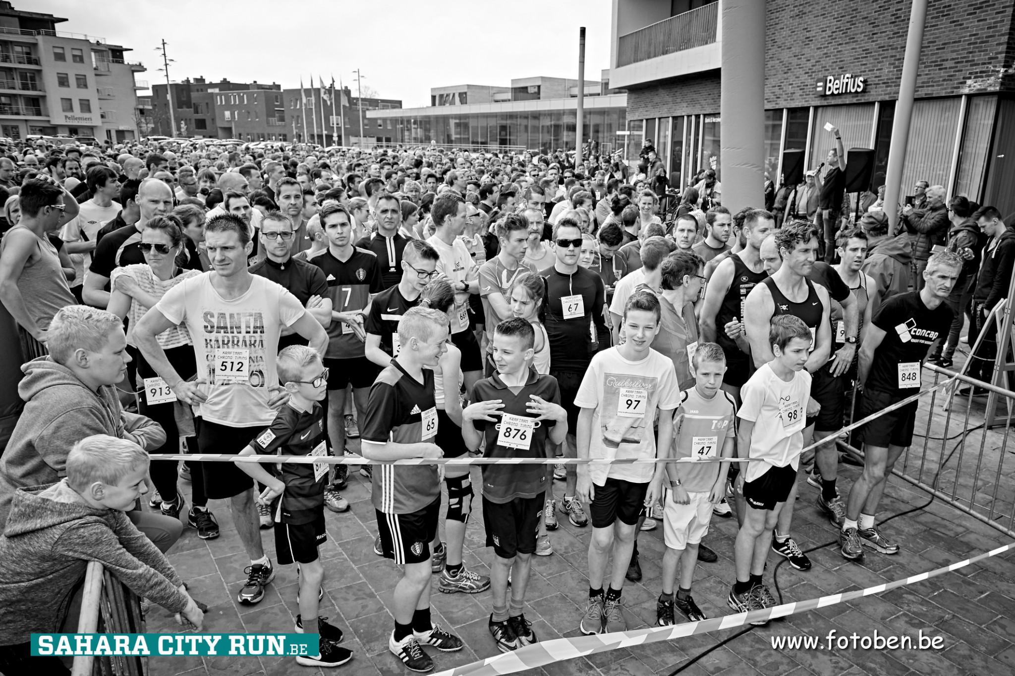 Sahara city run Lommel